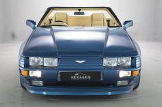 ASTON MARTIN VOLANTE ZAGATO RHD (1989) Aston Martin Volante, Aston Martin V8, Salisbury, Metallic, Blue