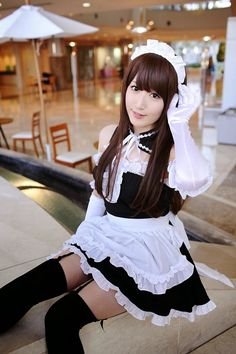 Cutes Cosplay Anna Kurauchi He Is My Master - Anime