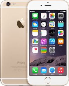 Apple iPhone 6 Plus (Latest Model) - - Gold (Factory Unlocked) Smartphone in Cell Phones & Accessories, Cell Phones & Smartphones Apple Iphone 6s Plus, Iphone 8 Plus, Iphone 7, Bluetooth, Wi Fi, Refurbished Iphone, Cell Phone Store, Whatsapp Tricks, Mobile Phones