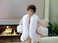 """Also, your lingerie should be covered in fur too… 
