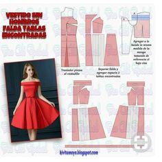 O Neck Prom Dress Short Party Dress Evening Dress Homecoming Dress 53027 Lace Dress Pattern, Dress Sewing Patterns, Clothing Patterns, Dress Tutorials, Sewing Tutorials, Sewing Clothes, Diy Clothes, Vestido Off Shoulder, Pattern Drafting