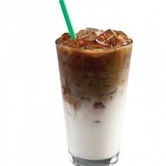 Iced Hazelnut Macchiato - Starbucks Coffee