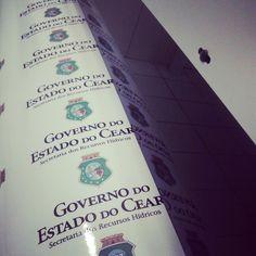 Impressão Digital - Adesivo - Governos do Estado do Ceará.