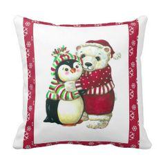 Christmas Hug Pillow