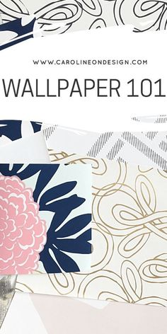 In Wallpaper I have compiled a list of TEN IMPORTANT things you should know before getting started! PLUS a boutique of wallpaper ideas for YOU! Neutral Wallpaper, Wall Wallpaper, Pattern Wallpaper, Wallpaper Ideas, Interior Decorating Tips, Interior Design Tips, Design Ideas, Shed Interior, House Design Photos