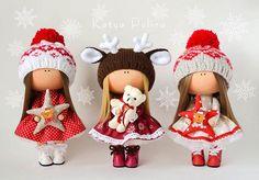 Дорогие друзья! В рамках ежегодной акции Christmas Sale представлены куколки малышки. Рост куколок 20-22 см, стоят самостоятельно, ручки и ножки подвижны Куколки выполнены из хлопка и трикотажа, наполнитель синтепух Одежда и аксессуары не снимаются ❗Проданы❗️ #katyapulina_xmas #tildadoll #handmade #happynewyears #katya_pulina #doll #toys #merrychristmas #tilda #gift #кукла #игрушки #подарокнановыйгод #подарок #тильда #своимируками #сделанослюбовью