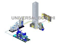 Medical Oxygen Gas Plant for cylinder filling