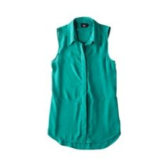 Mossimo® Petites Sleeveless Blouse - Assorted Colors Quick Information