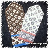 Ravelry: Selbu Mini pattern by Lill C. Schei