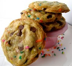 Stephanie Cooks: Perfect Party Cookies