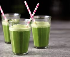This Coconut-Kale Smoothie Will Change The Way You Cardio - The Chalkboard