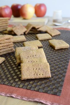 Crazy for crackers how to make your own homemade crackers crazy for crackers how to make your own homemade crackers pinterest homemade crackers crackers and homemade solutioingenieria Images
