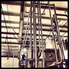 Piping the brew system!