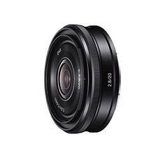 For Sony SONY monofocal lens E 20 mm F2.8 Sony E-mount APS-C only SEL20F28 P/O
