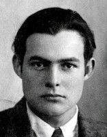 Hemingway, you handsome sonofabitch.