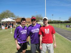 Me and a friend with Kurt. Got to bring a friend along for free!    Thanks again Amway/Nutrilite!