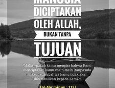 DUA TUJUAN PENCIPTAAN MANUSIA Doa, Allah, Spirituality, Instagram, Spiritual, God