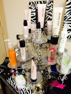 What a clever way to organize your products? | http://www.marykay.com/lisabarber68 Call or text 386-303-2400