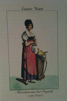 Pavillon de la Paix: Costume Vaudois - In the Age of Napoléon