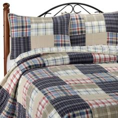 Nautica® Chatham Reversible Quilt - BedBathandBeyond.com