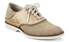 Sperry Top-sider Men's Cloud Logo Boat Oxford Saddle Shoe