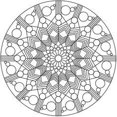40 mandalas proposés au format image (jpeg et png)