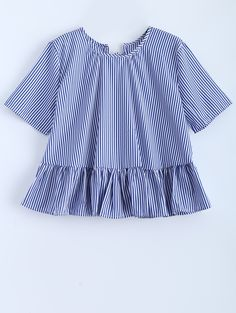 SHARE & Get it FREE | Bowknot Ruffle Stripe BlouseFor Fashion Lovers only:80,000+ Items • New Arrivals Daily • Affordable Casual to Chic for Every Occasion Join Sammydress: Get YOUR $50 NOW!