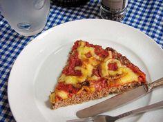 Pizza de carne