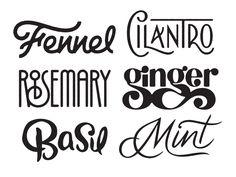 How to Turn a Font into a Faux-Lettered Logo, With Typographer Simon Walker Vintage Fonts, Vintage Typography, Typography Logo, Typography Design, Handwritten Typography, Retro Font, Retro Logos, Portfolio Book, Portfolio Layout