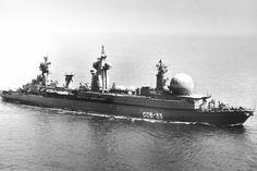 A gigantesca embarcação de propulsão nuclear SSV-33 Ural foi lançada em 1983. Equipado com tecnologia de reconhecimento de última geração, foi um dos veículos mais avançados do seu tempo. Mas os caprichos da história fizeram com que estivesse fadado à obscuridade.