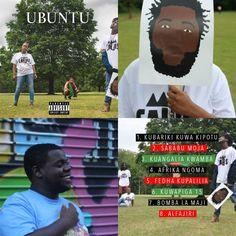 Stream Jah-Monte's (fka King Callis) 'Ubuntu & You (Hosted x Peculiar Hippie)' Album