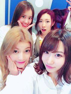CHERRSEE - Lena, Hikaru, Sayuri & Nene