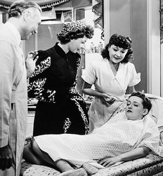 Bette Davis in the deleted makeover scene from Now, Voyager (1942)