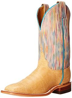 Justin Boots Women's 11 Inch Bent Rail Riding Boot, Tan Boa Cowhide, 8.5 B US Justin Boots http://www.amazon.com/dp/B00TK90QTW/ref=cm_sw_r_pi_dp_MWw0vb1ZV7FSG
