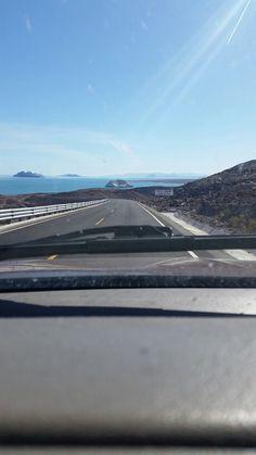 Baja new road.