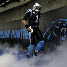 Silver/Black/Black (w Blue socks) from Carolina Panthers Go Time. #KeepPounding