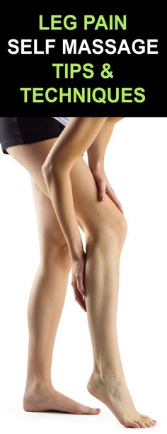Sports Massage and Massage Techniques Massage Tips, Self Massage, Massage Techniques, Calf Muscles, Sore Muscles, Muscle Knots, Ligaments And Tendons, Sprained Ankle, Sports Massage