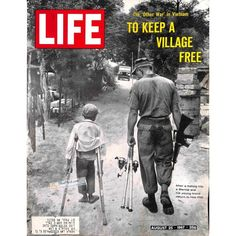Cover Print of Life, August 25 1967   $6.60