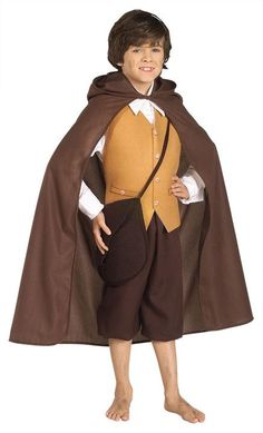 Hobbit Costume - Kids Costumes