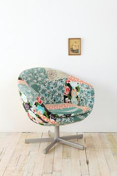 great chair - love that something I helped create is still doing well for UO in different fabrics!