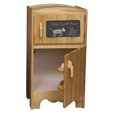 Little Colorado Kids Play Refrigerator - 094NACB