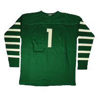 Rock Island Independents jersey from 1926.