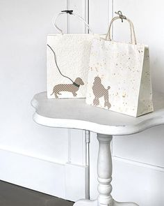 DIY Doggie-gift-bag by Ariadne at Home
