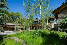 John Dodge Compound - modern - landscape - salt lake city - Carney Logan Burke Architects