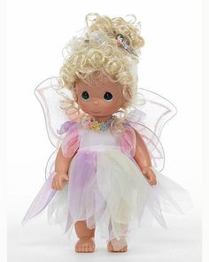 "Precious Moments 12"" Tinkerbelle's Garden Party Pixie Fairy Doll NEW 4530 #PreciousMoments"