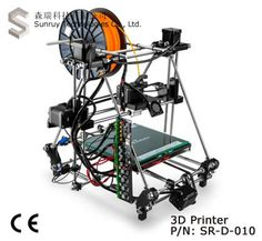 SR-D-010 is one FDM 3D printer for basic use. It has simple but strong construction, satisfy your rapid prototyping usage.