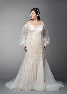 0d0d9097810 Pepper BG. Shop Azazie Wedding Dress ...