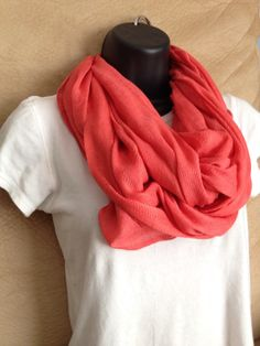 Coral nursing scarf by Coverboo