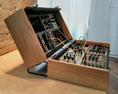 MUFF WIGGLER :: View topic - *Introducing DNGR:TECH 12UFO Eurorack Portable…