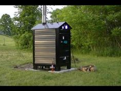 High Efficiency Indoor and Outdoor Wood Gasification Boilers by Empyre indoor model available Woodworking Guide, Custom Woodworking, Woodworking Projects Plans, Wood Burning Furnace, Wood Gasifier, Outdoor Wood Furnace, Off Grid House, Wood Burner, Dream Home Design